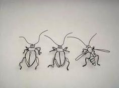 Wire bugs - found the original source https://foldhere.wordpress.com/2009/06/16/more-bugs/