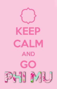 Phi Mu for you!