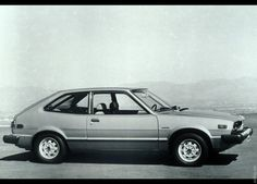1976 Honda Accord Hatchback - I learned to drive in my Mom's silver one.