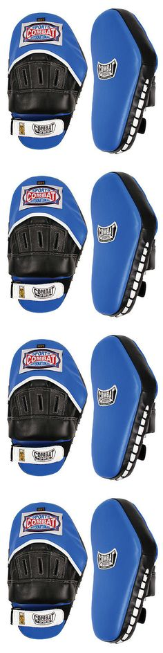 Other Combat Sport Clothing 73988: Combat Sports Mma Punch Mitts -> BUY IT NOW ONLY: $59.49 on eBay!