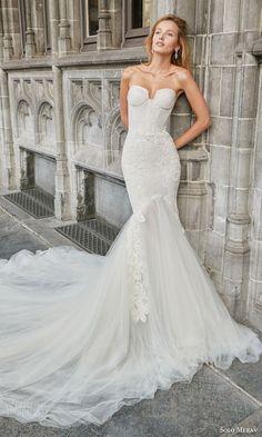 Solo Merav 2016 Wedding Dresses — + Interview with Designer Merav Solo | Wedding Inspirasi