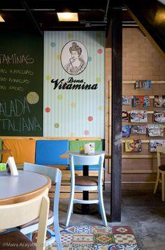 Dona Vitamina, Sao Paulo restaurant