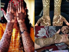 Mehandi Artists in Gurgaon: Book a best mehendi artist to craft your hands with the most stunning bridal mehendi designs, patterns and styles. Visit at OMC to hire professional mehandi designers in Gurgaon.