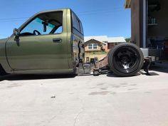 #Toyota #Hilux #MiniTruck #Mk4 #SingleCab #Slammed #Stance
