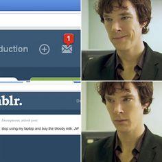 Sherlock, Star Trek, and Benedict Cumberbatch Sherlock Fandom, Sherlock Holmes, Sherlock John, The Science Of Deduction, I Dont Have Friends, Mrs Hudson, Benedict Cumberbatch Sherlock, 221b Baker Street, John Watson