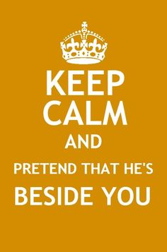Les Miz (So how would I keep calm in that situation?!)