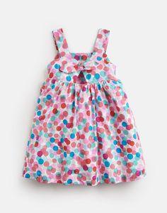 JOY Woven Printed Dress 1-6 Yr Mens Rain Boots, Girls Rain Boots, Joules Girls, Joules Uk, Boots Gifts, Summer Essentials, New Print, Outfit Sets, Summer Dresses