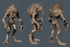 prawn soldier by Mavros-Thanatos
