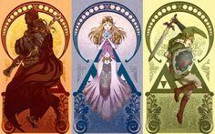 Zelda Love!