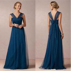 Bridesmaid dresses,long bridesmaid dresses,tulle bridesmaid dresses,halter…
