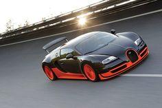 Buggatti-Veyron-Track