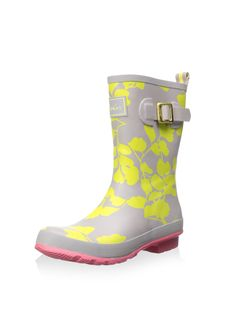 Joules Women's Mollywelly Short Rain Boot at MYHABIT