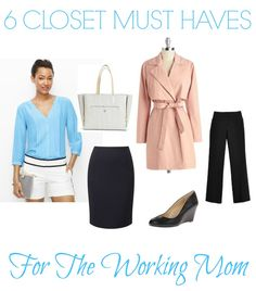 Six Classic Working Woman Career Staples for Spring #fashion #workingmom #fashionfriday #classics #wardrobe #career