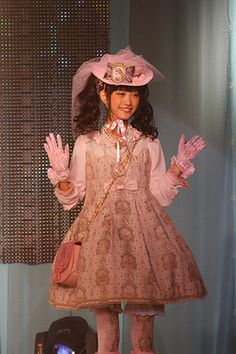 Angelic Pretty Fashion Show - HARAJUKU KAWAII FES 20013