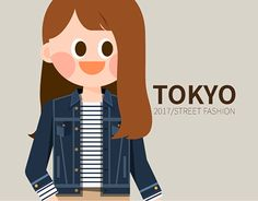 """Check out new work on my @Behance portfolio: """"2017 TOKYO girl's fashion in S/S"""" http://be.net/gallery/51167101/2017-TOKYO-girls-fashion-in-SS"""