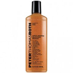 Discover Anti-Ageing Buffing Beads by Peter Thomas Roth at MECCA. This face and body exfoliant contains Jojoba beads which work to exfoliate dead surface cells without irritation and the botanical brighteners reveal fresh, youthful looking skin. Peter Thomas Roth, Salicylic Acid, Jojoba Oil, Face And Body, Aloe, Anti Aging, Beauty Makeup, Eyeliner, Perfume Bottles