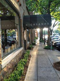 Southern Grace | The Alexander Family: Highlands Bar and Grill, Birmingham, Alabama. Frank Stitt. Restaurants.