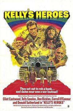 De l'or pour les braves, film de Brian G. Hutton, sorti en 1970, avec Clint Eastwood, Telly Savalas a engrangé 5 200 000$ de dollars.