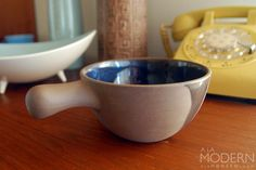 Experimental, possibly test bowl, or pet project. Either way, it's very cool.