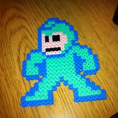 The kids at work love creating things with Pearler Beads