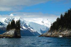 Kenai Fjords National Park ~ Alaska Alaska Travel, Alaska Trip, Road Trip Across America, Kenai Fjords, North To Alaska, Travel Pictures, Travel Pics, Places To Travel, Us National Parks