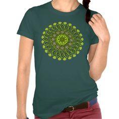 Geometric 30 tee shirt