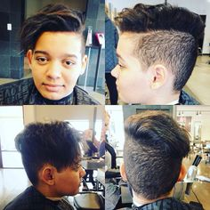 Cut and style by Janessa Wendlandt
