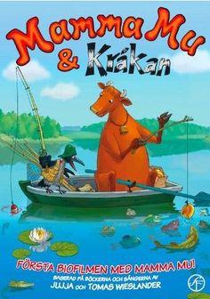Мама Му и ворон / Mamma Mu och Kråkan (2008) - смотрите онлайн, бесплатно, без регистрации, в высоком качестве! Мультфильмы