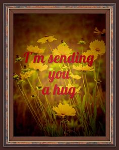 A hug is a powerful thing. Sending You A Hug, Hugs, Painting, Image, Art, Big Hugs, Art Background, Painting Art, Kunst