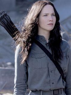 Katniss..New Mockingjay still