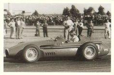 #2 Juan Manuel Fangio (RA) - Maserati 250F (Maserati 6) 1 (3) Officine Alfieri Maserati