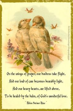 Little Birdie Blessings : free Helen Steiner Rice writes the most touching poems! She has cards at Hallmarks card store. Scripture Cards, Bible Scriptures, Scripture Images, Helen Steiner Rice Poems, Inspirational Poems, Bird On Branch, Christian Encouragement, Spiritual Encouragement, Encouragement Quotes