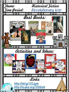 34 Best Historical Fiction Resources Images Historical Fiction