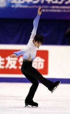 羽生、4連覇へSP首位発進も「正直、悔しい」/フィギュア - SANSPO.COM(サンスポ)