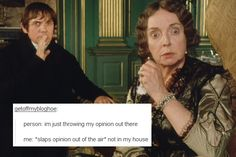"The faces are too perfect! ""Jane Austen + Text Posts"""