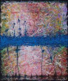 «Fractals-003» Akryl på lerret - 102x122 cm Pris - kr 11.800,- Tilgjengelig også på papir, akryl- og aluplater. Kunstner - Youri Ivanov