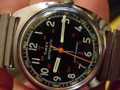Timex 70'TIMEXタイメックス英軍向ミリタリーアンティークウォッチ美品 時計 Watch Antique ¥39800yen 〆05月28日