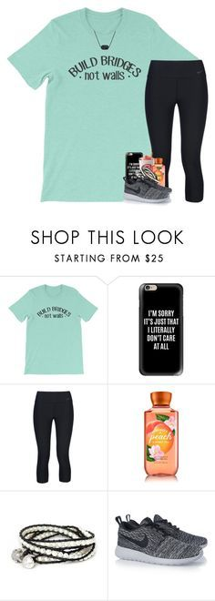 """my dad officially comes home today! ☺️"" by preppymilitarybrat ❤ liked on Polyvore featuring Casetify, NIKE, NOVICA and Kendra Scott"