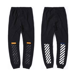 off white pants Off White Virgil Abloh, Off White Pants, Joggers, Sweatpants, Lounge Pants, Buy Cheap, Hypebeast, Fasion, Popular