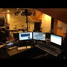These days, with most musical projects, it's not necessary to book a big, expensive professional studio to do your recordings. Most musician...