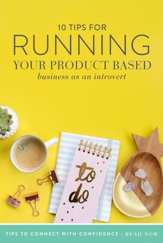"""As a product-based business owner, you are the face of your business. You know your line better than anyone else and are ready to chat up buyers + retailers about your awesome assortment of products. As an introvert, though, chances are you will find needing to be so """"on"""" all the time exhausting. Running a business as an introvert comes with its own set of challenges because our natural tendencies don't always align with how our extroverted clients + customers think. 