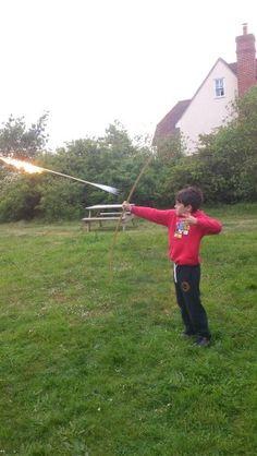 Fire arrow!