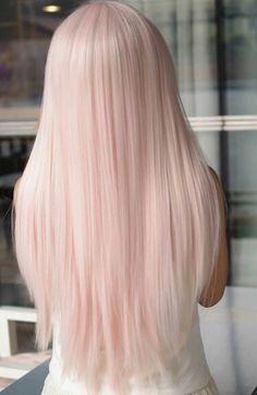 Super soft pink pastel