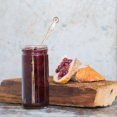 Strawberry Whole Berry Jam - Pure, Natural, Seasonal, Small Batch