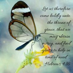 Hebrews 4:16 KJV
