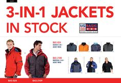 3 in 1 jackets 3 In 1 Jacket, Spring Day, Corporate Gifts, Winter Wear, Montreal, Casual, Promotion, Jackets, How To Wear
