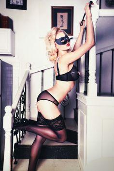 bebaf3a722 Playful Promises Miranda set. Model  Gia Genevieve