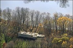 The Farnsworth House, built by Ludwig Mies van der Rohe in 1951 Architecture Images, Contemporary Architecture, Casa Farnsworth, Illinois, Glass House Design, Walter Gropius, Ludwig Mies Van Der Rohe, Villa, Famous Architects