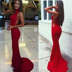 Fabulous Mermaid High Neck Long Red Prom Dress With Sweep Train from simpledress Prom Dress Red Mermaid Prom Dresses High Neck Prom Dresses Prom Dresses Mermaid Prom Dresses Red Prom Dresses 2019 Best Prom Dresses, Mermaid Prom Dresses, Cheap Prom Dresses, Prom Party Dresses, Sexy Dresses, Dress Party, Graduation Dresses, Prom Gowns, Bridesmaid Dresses