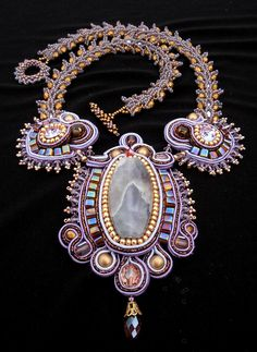 Imperial Empress, Lilac by Cielo Design, via Flickr. this is for you, Di.